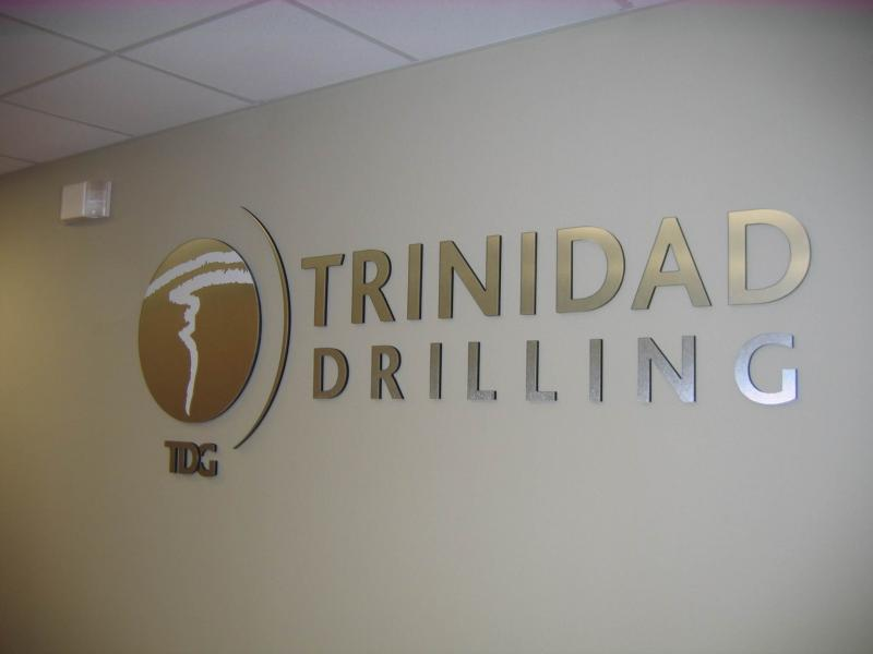 Wingfield Sign Graphics Interior Dimensional Signs